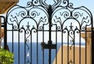 Alice Springs Wrought iron fencing 13