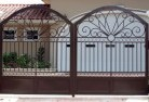 Alice Springs Wrought iron fencing 2